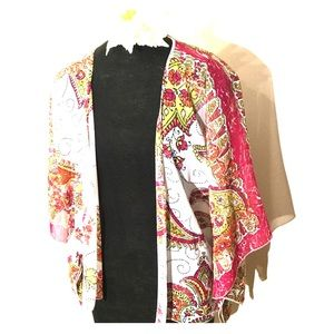 Chicos kimono